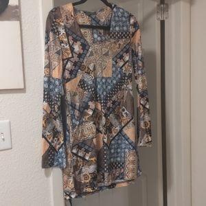 Zara Trafluc Dress S